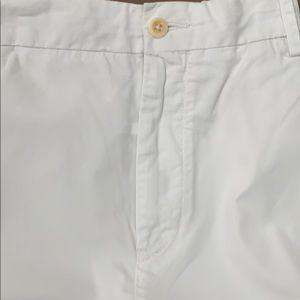 Polo by Ralph Lauren Shorts - EUC Polo Bermuda white flat front shorts